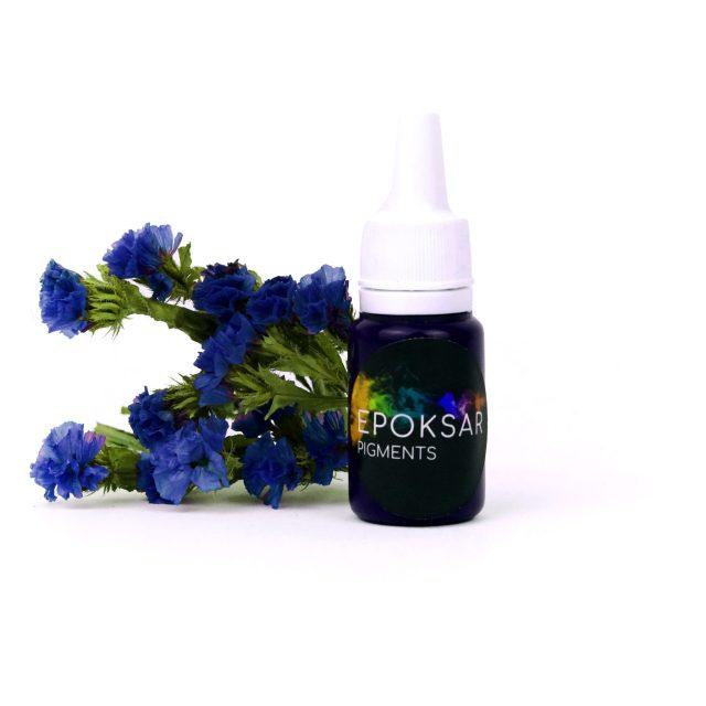 краситель синий для эпоксидной смолы