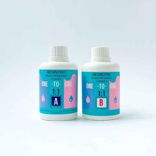 ювелирная смола one-to-one resin pro