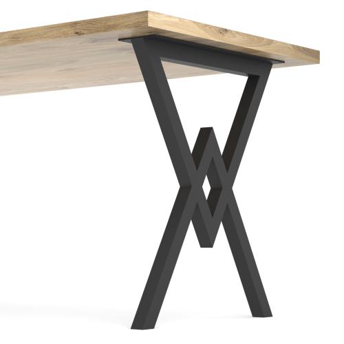 лофт ножка для стола