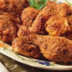 Delicious Oven Fried Chicken Recipe