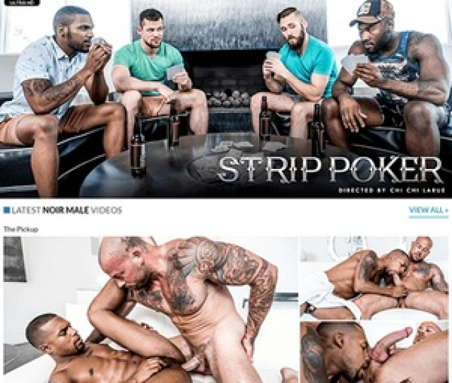 Make Some Space In Your Favorites Toolbar For The Newest And The Greatest Porn Site Noirmale Com An All Gay Interracial Porn Site That Will Blow Your
