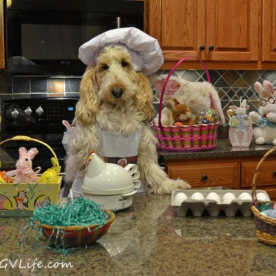 Dying Easter Eggs | GBGV | Monday Mischief