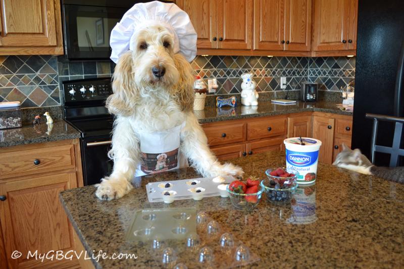 making treats