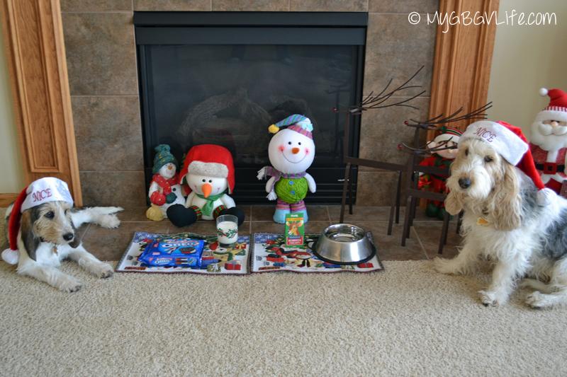 My GBGV Life snacks for Santa