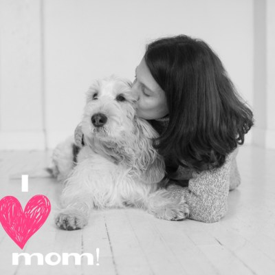 Happy Mother's Day, Mom!| GBGV | Black and White Sunday