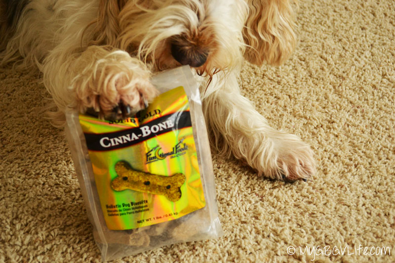 My GBGV Life with cinna bone package