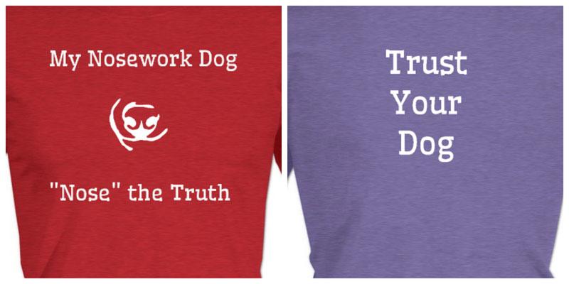 nose-work-tshirts