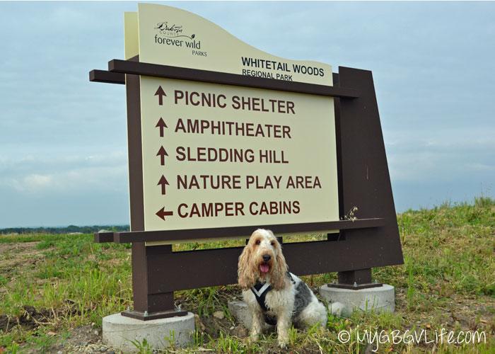 My GBGV LIfe Whitetail Woods Regional Park