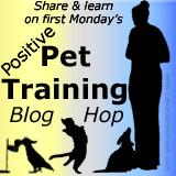 positive pet training badge