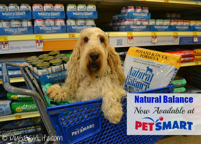 My GBGV Life get Natural Balance in your shopping cart