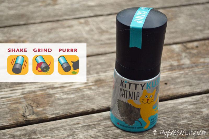 My GBGV Life catnip grinder