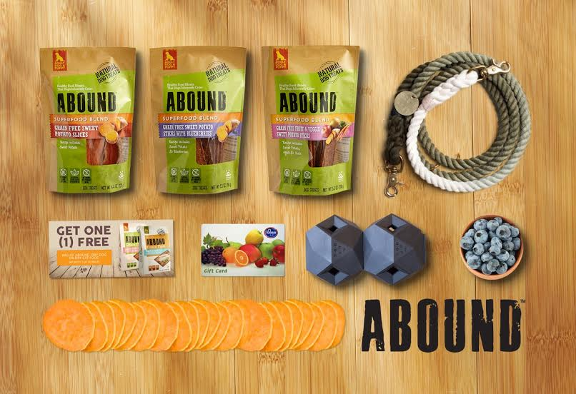 ABOUND Prize Package