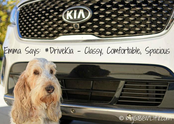 My GBGV Life the 2016 Kia Sorento #DriveKia