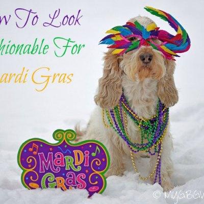 Mardi Gras Fashion In The Fur