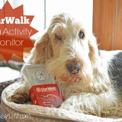 StarWalk Dog Activity Monitor