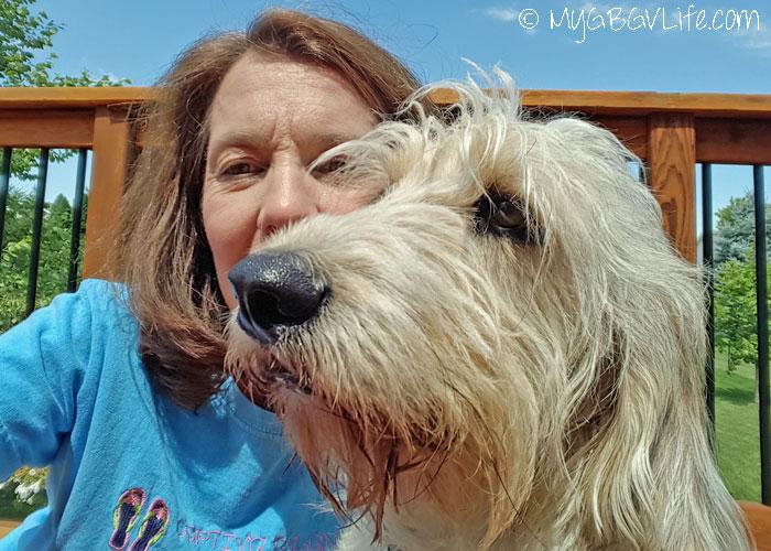 My GBGV LIfe Happy Birthday To My Old Mom!