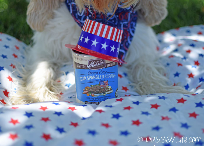 My GBGV Life 4th Of July For Your #BestDogEver