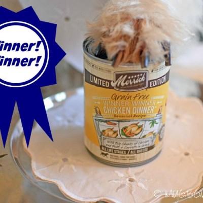 Craving A Chicken Dinner? I've Got A Winner!