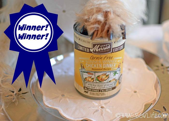 My GBGV Life Craving A Chicken Dinner? I've Got A Winner!