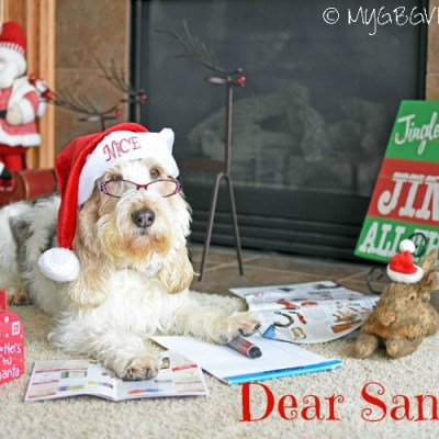 Letters To Santa Christmas 2016