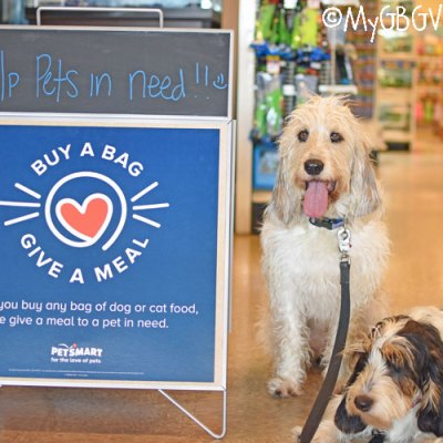 Help Pets In Need –  Buy a Bag, Give a Meal™At PetSmart