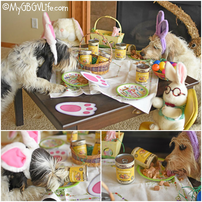 My GBGV Life Easter Brunch Rabbit Party Hosted By Hounds