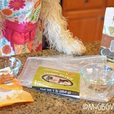 Turn Dog Treat Crumbs Into Tasty Snacks