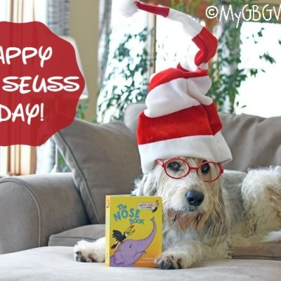 The Nose Knows, Happy Dr. Seuss Day!