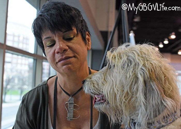 My GBGV Life Our Session With Animal Communicator Coryelle Kramer