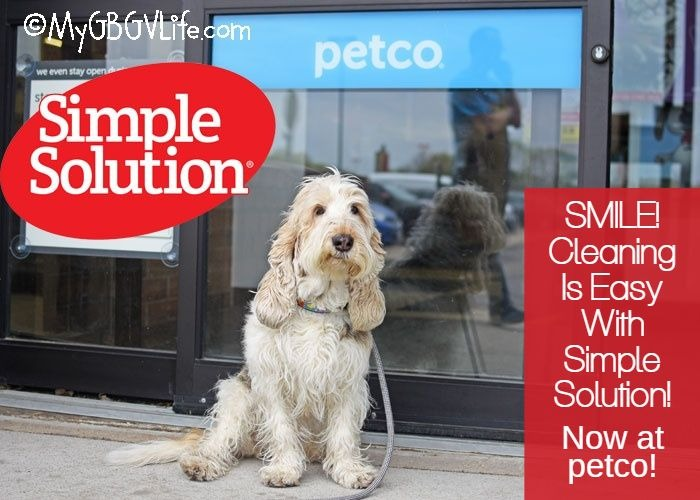Clean Pet Messes Easily With Simple Solution Now At Petco