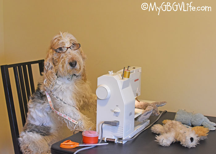My GBGV Life Sew, Are You Celebrating Sewing Machine Day?