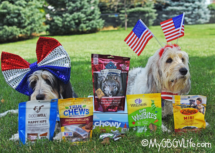 My GBGV Life Get Made In The USA Goodies At Your Door! #ChewyInfluencer