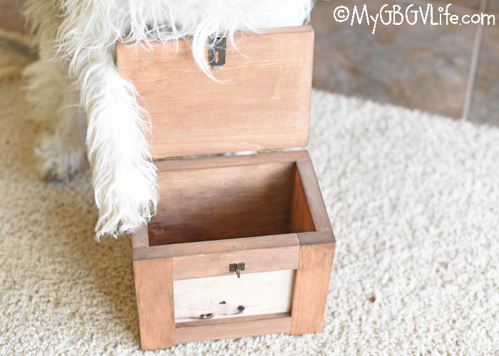 My GBGV Life Beautiful, Handcrafted, Personalized Pet Memory Boxes