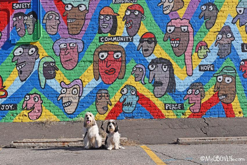 My GBGV Life Street Art In Minneapolis Continued - Super Cute