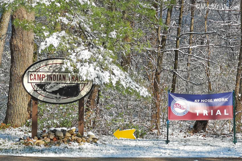 My GBGV Life the camp entrance
