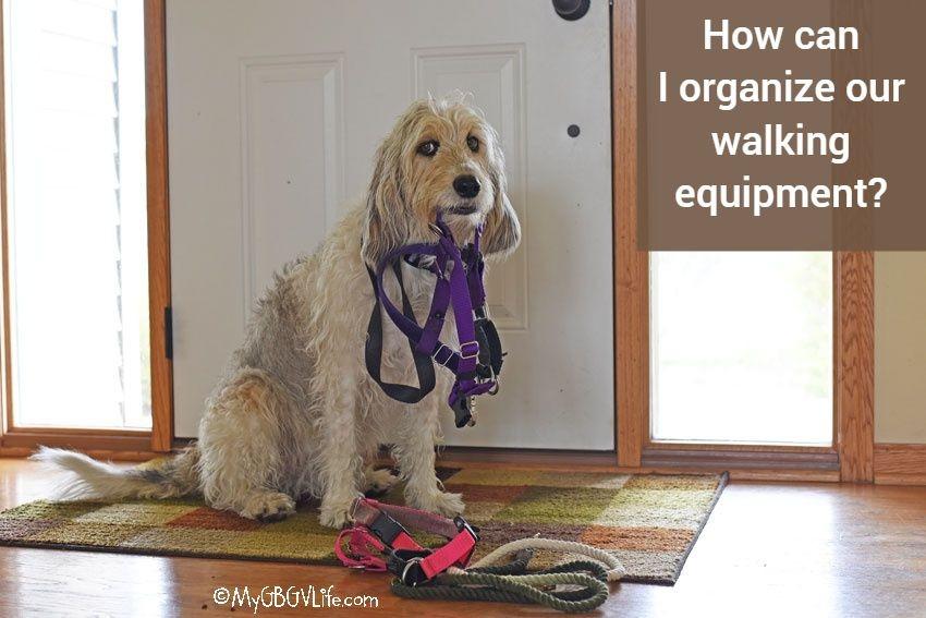 My GBGV Life A Leash And Key Holder To Organize Walking Gear