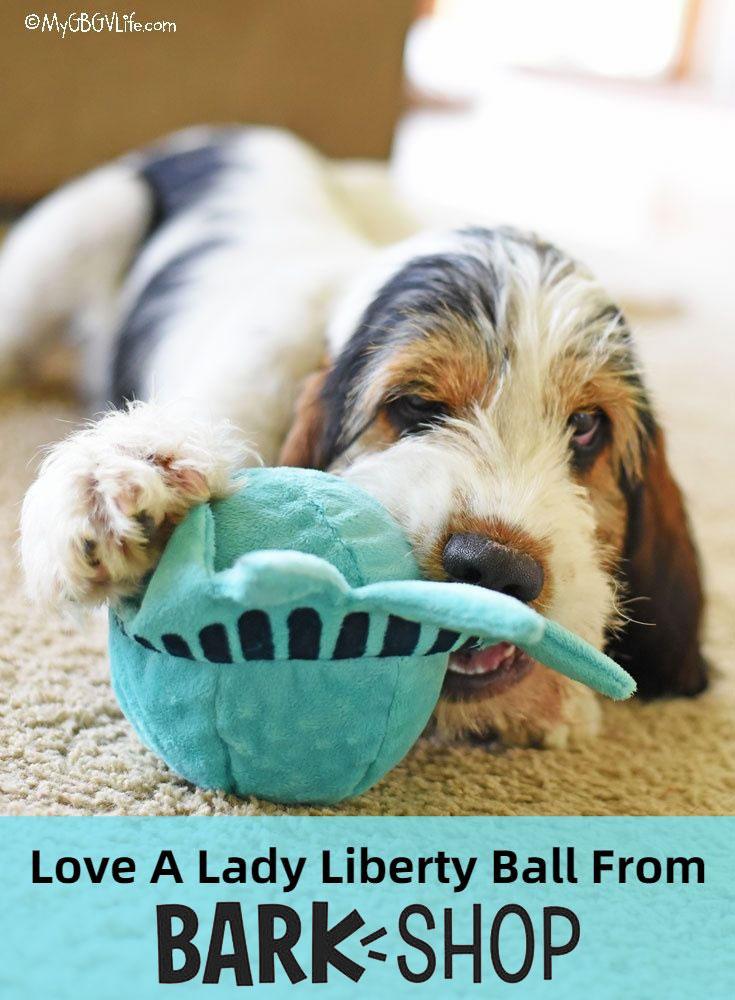 My GBGV Life Lady Liberty Ball