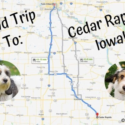 A Fall Road Trip To Cedar Rapids Iowa