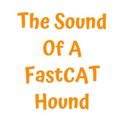 Oh The Sound Of A FastCAT Hound