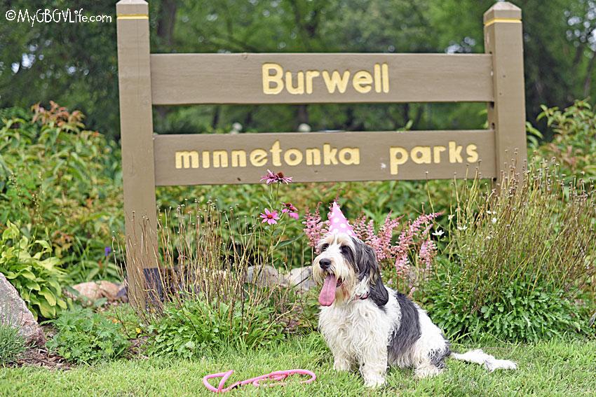 My GBGV Life Burwell Park