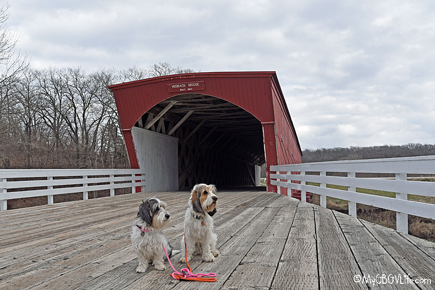 My GBGV Life Hogback Covered Bridge