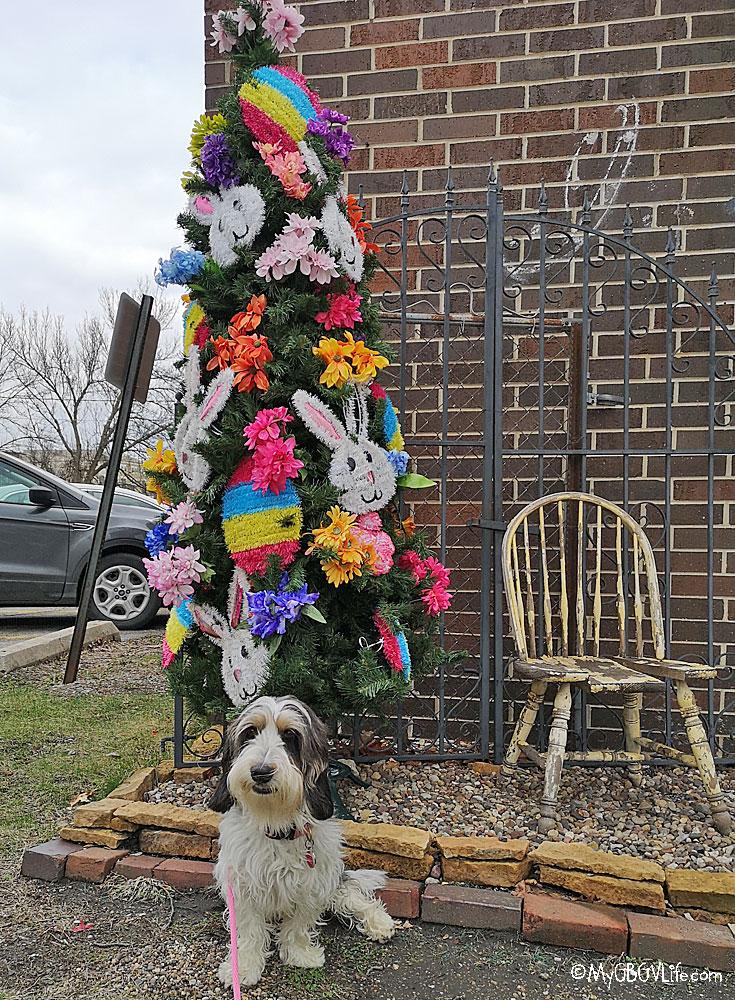 My GBGV Life Easter Tree