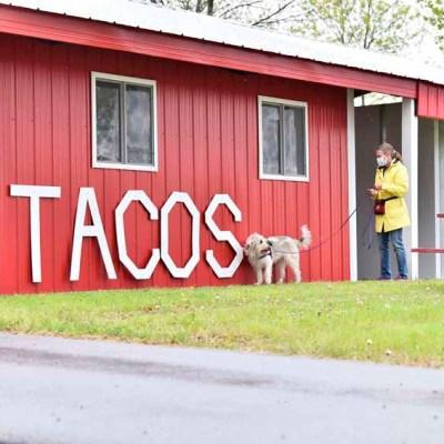 Tacos On Tuesdays Or Fridays Are Mighty Tasty!