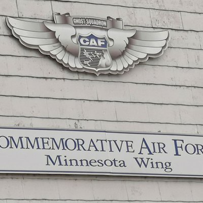 Scenes From The Commemorative Air Force Museum