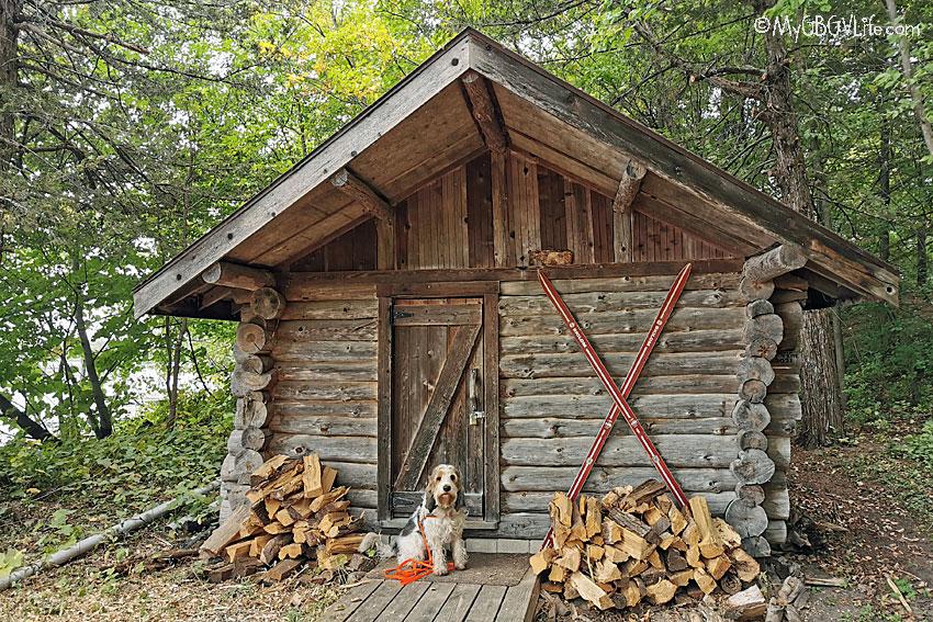 My GBGV Life ski cabin