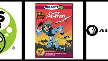 Our Animal Adventures Continue With Wild Kratts Super Sprinters DVD From PBS