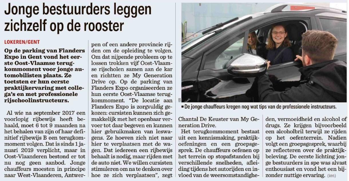 20190711 Nieuwsblad