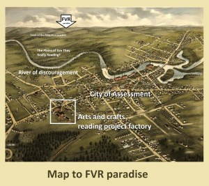 Map to FVR paradise