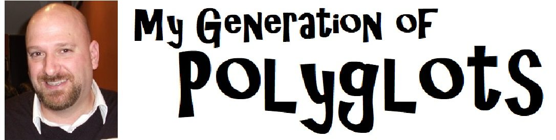 My generation of polyglots