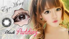 flyer-eyemeny-pudding-black